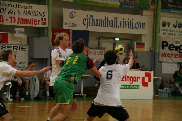 Alemanha : Portugal - Torneio 4 Nações 35