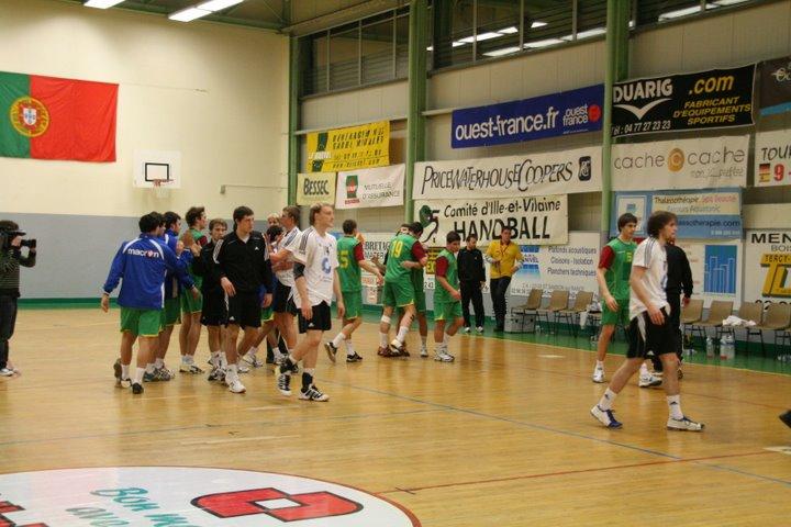 Alemanha : Portugal - Torneio 4 Nações 44