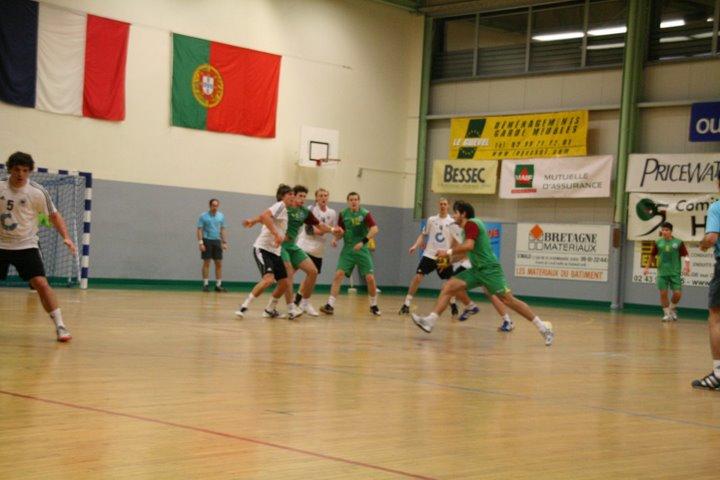 Alemanha : Portugal - Torneio 4 Nações 30