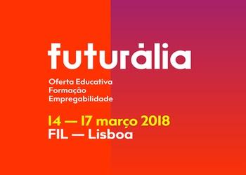 Logo Futurália 2018