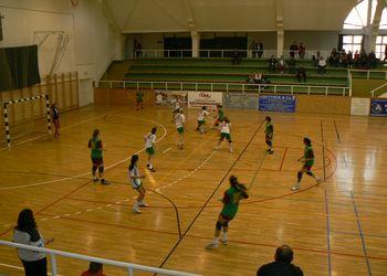 Bulgária : Portugal - Juniores B femininas na qualificação para Ech Sub17 na Hungria