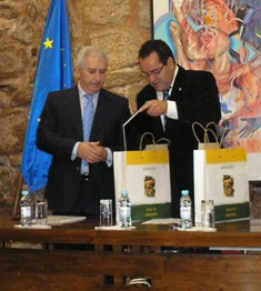 Assinatura Protocolo Federação - CM Monção