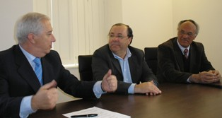 Assinatura Protocolo Federação - CM Ponte da Barca