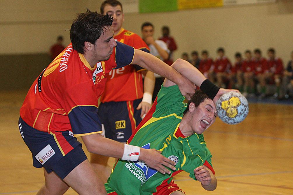 Torneio 4 Nações Portugal - Espanha 4