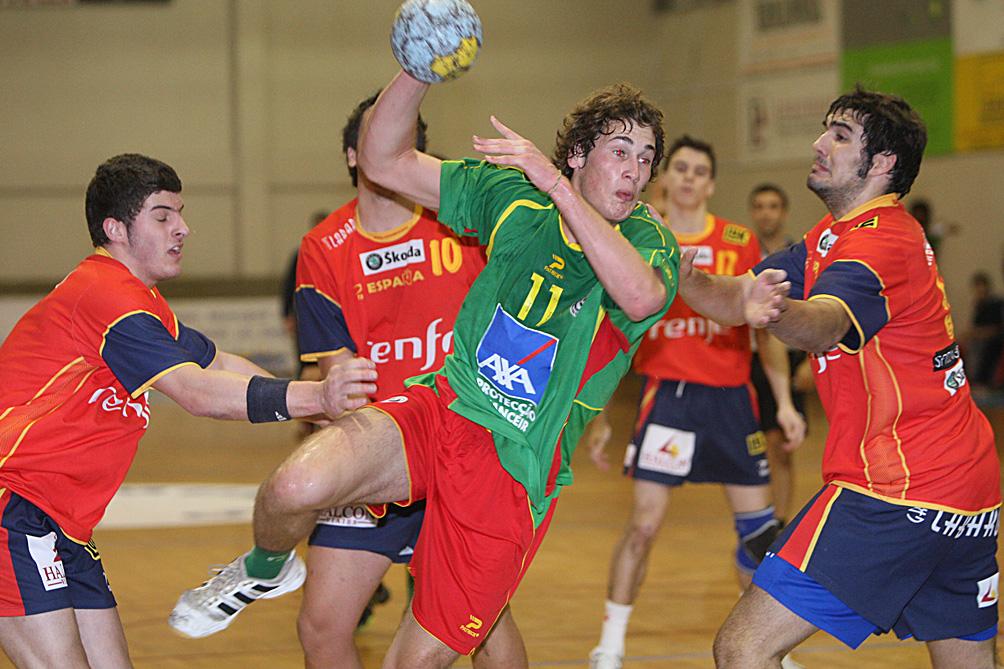 Torneio 4 Nações Portugal - Espanha 6