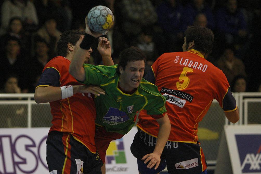 Torneio 4 Nações Portugal - Espanha 3