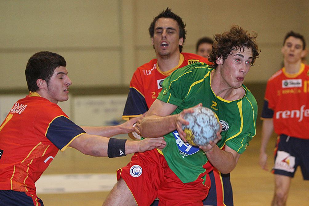 Torneio 4 Nações Portugal - Espanha 5