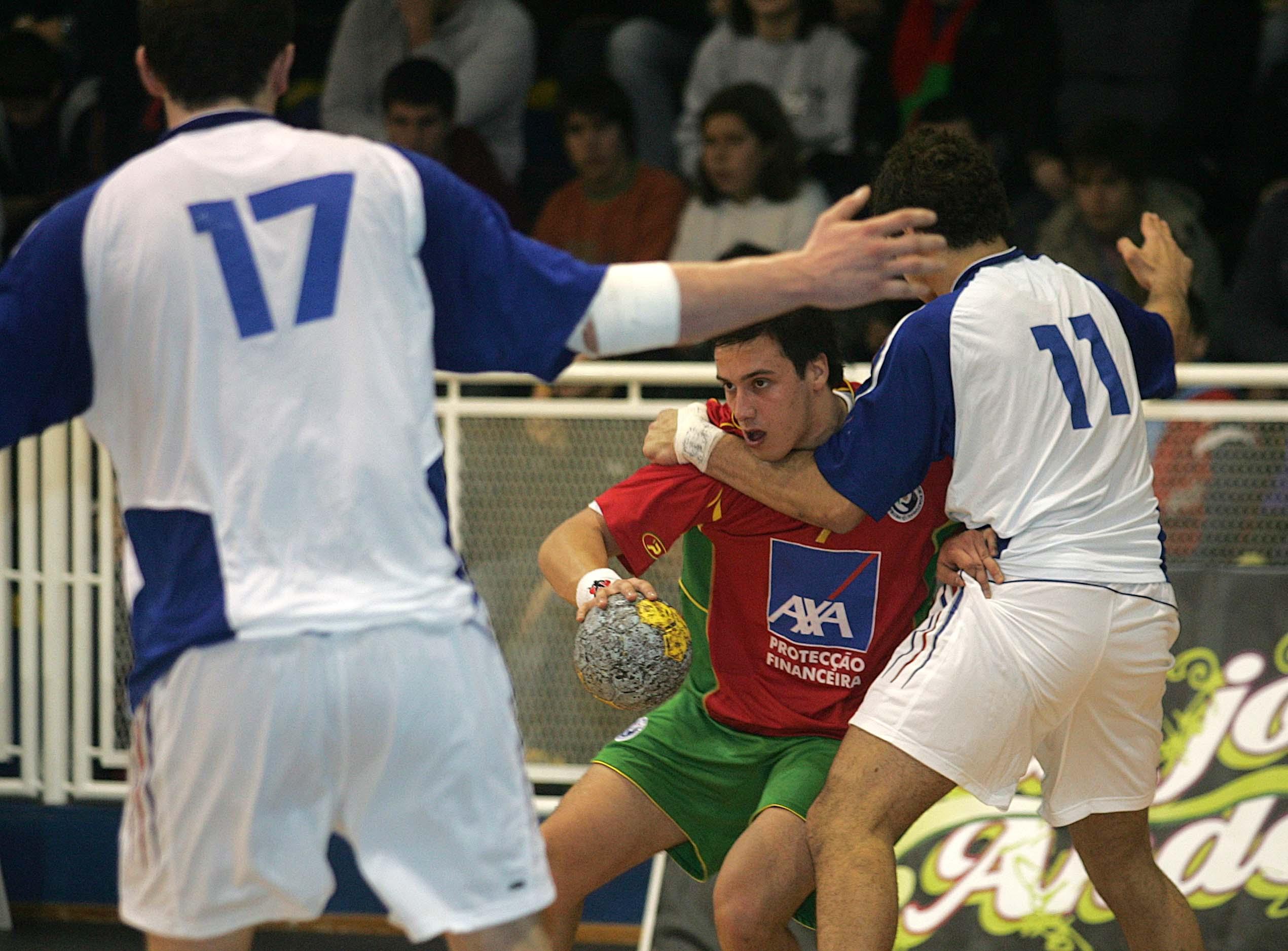 Torneio 4 Nações - França : Portugal 3