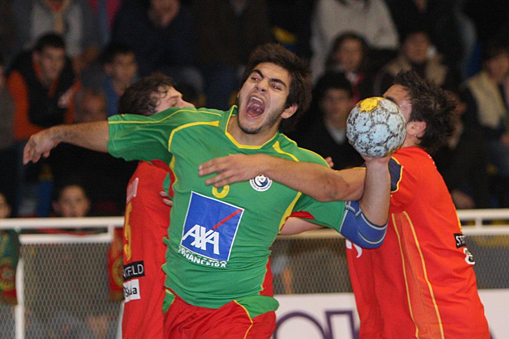 Torneio 4 Nações Portugal - Espanha 7