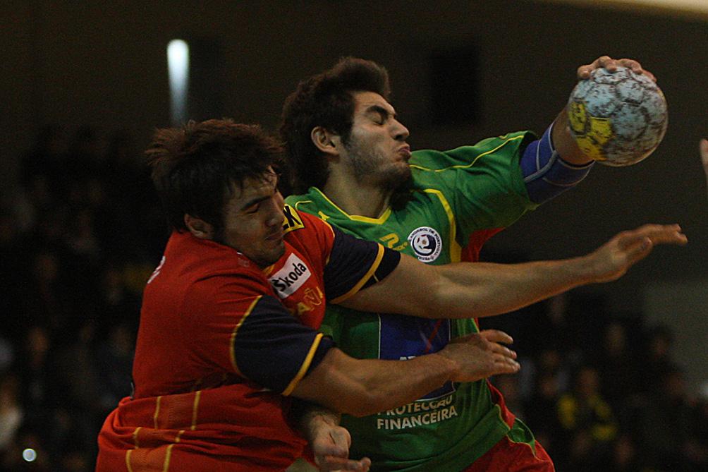 Torneio 4 Nações Portugal - Espanha 8