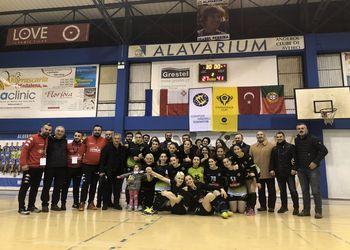 Alavarium Love Tiles : Ardesen GSK - 1ª mão 1/8 final Challenge Cup feminina