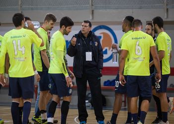Paulo Fidalgo - Madeira Sad - Campeonato Andebol 1