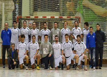 AD Sanjoanense - seniores masculinos 2012/ 2013