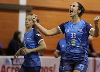 CALE - ARC Alpendorada - Campeonato 1ª Divisão Feminina - PhotoReport.In