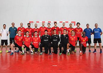 Seleção Sub-20 Masculina - 2018