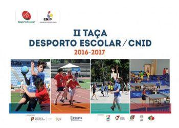 Final Nacional da II Taça Desporto Escolar - 6 e 7 de Junho de 2017
