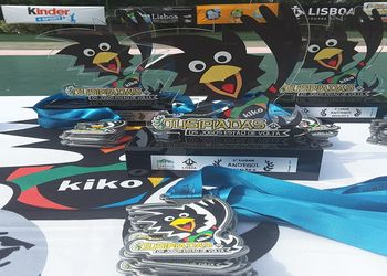 Troféus de Andebol nas Olisipíadas 2017