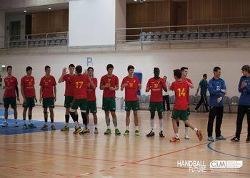 Selecção Nacional Juniores C - Torneio Handball Future