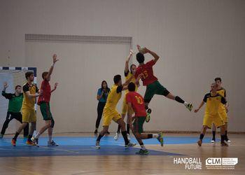 Selecção Nacional Juniores C : ABC - Torneio Handball Future