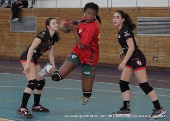 CB Cañiza : Juniores C Femininas de Portugal - Torneio Andebolmania
