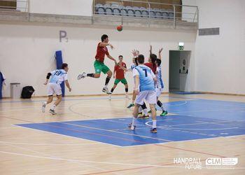 Selecção Nacional Juniores C : Sel. Territ. Galega - Torneio Handball Future
