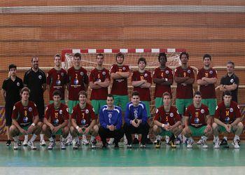 Portugal - selecção nacional sub21 no Campeonato Mundo Grécia 2011