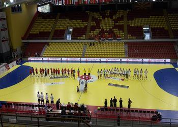 Portugal - França - Campeonato da Europa Sub17 Femininos Macedónia 2015