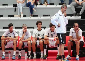 Portugal - Campeonato da Europa Juniores Masculinos Sub18