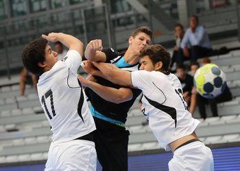 Alemanha : Portugal - Campeonato da Europa Juniores Masculinos Sub18