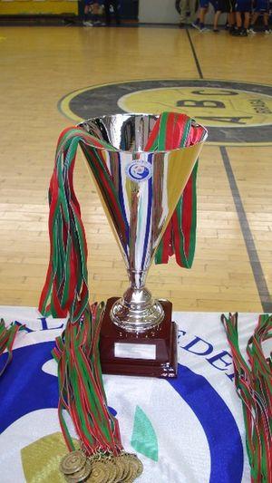 Fase Final Campeonato Nacional Juvenis Masculinos 1ª Divisão 2010/2011 - Entrega de prémios
