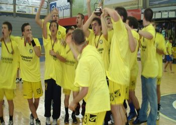 ABC Braga A. Sad - Campeão Nacional Juvenis Masculinos 1ª Divisão 2010/2011