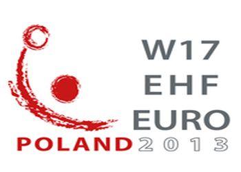 Logo Campeonato da Europa de Sub17 Femininos Polónia 2013