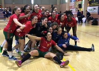 Juniores A de Portugal - Torneio Quatro Nações