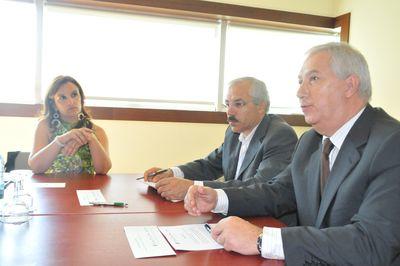 Assinatura de Protocolo de Parceria entre Federação e CM Vila Verde
