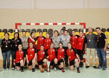 Juventude Desportiva do Lis - Campeão Nacional Juvenis Femininos 2009-10