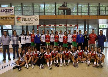 All Stars Feminino - Fafe, 01.09.2012 - foto de José Lorvão