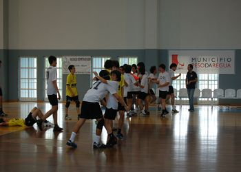 Fase Final Campeonato Nacional 2ª Divisão Iniciados Masculinos - 11 a 14.06.09, Peso da Régua