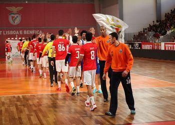 SL Benfica : FC Porto - Campeonato Andebol 1