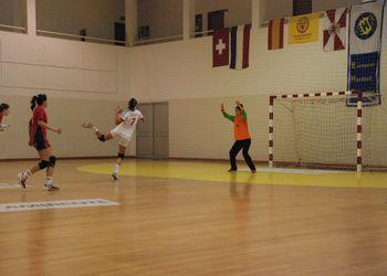 Roménia - Turquia - qualificação sub-19 femininas