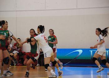 Turquia : Bulgária - qualificação sub-19 femininas
