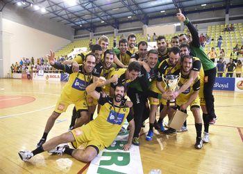 ABC Braga-UMinho vencedor da Supertaça Fidelidade Seniores Masculinos 2015/2016