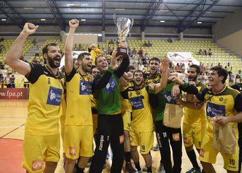 ABC Braga-UMinho vencedor da Supertaça Fidelidade Seniores Masculinos 2015/2016ABC Braga-UMinho vencedor da Supertaça Fidelidade Seniores Masculinos 2015/2016