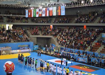 President´s Cup - Mundial Seniores Masculinos França 2017
