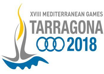 Logo XVIII Jogos do Mediterrâneo