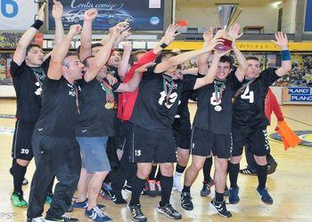 AD Sanjoanense - Campeão Nacional de Juvenis Masculinos 2ª Divisão