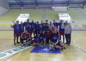 AD Albicastrense - Campeão Nacional de Seniores Masculinos 3ª Divisão