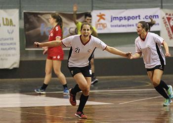 Campeonato 1ª Divisão Feminina - Académico FC x Juve Lis - 19ª Jornada