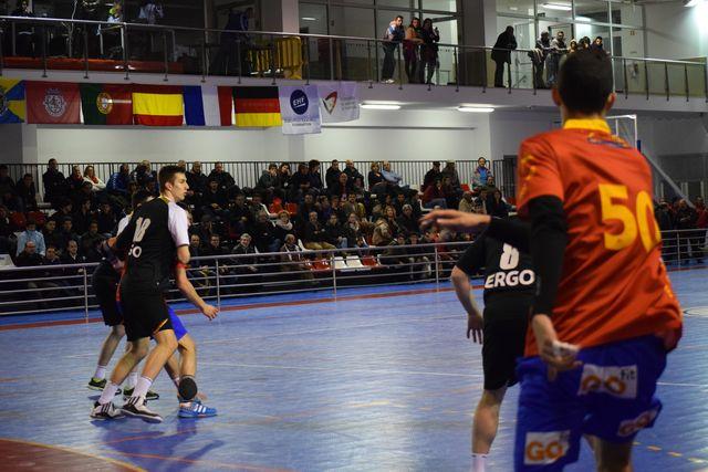 Espanha - Alemanha - Torneio 4 Nações Sub20 Masculinos