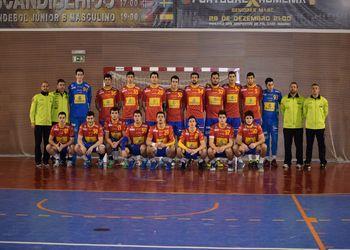 Espanha - Torneio 4 Nações Sub20 Masculinos
