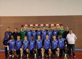França - Torneio 4 Nações Sub20 Masculinos